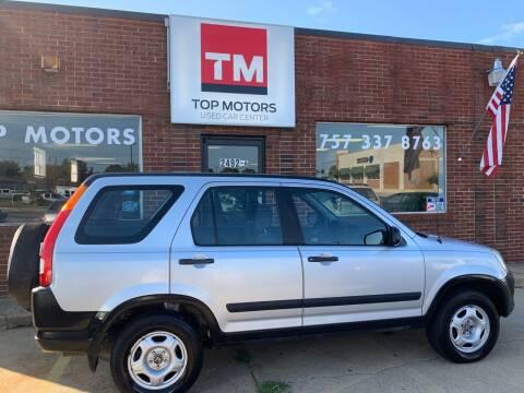 2003 Honda CR-V for sale at Top Motors LLC in Portsmouth VA