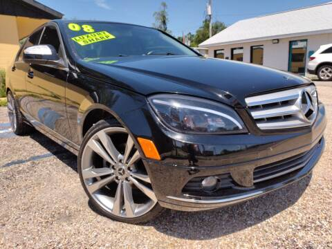 2008 Mercedes-Benz C-Class for sale at The Auto Connect LLC in Ocean Springs MS