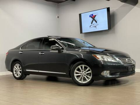 2011 Lexus ES 350 for sale at TX Auto Group in Houston TX