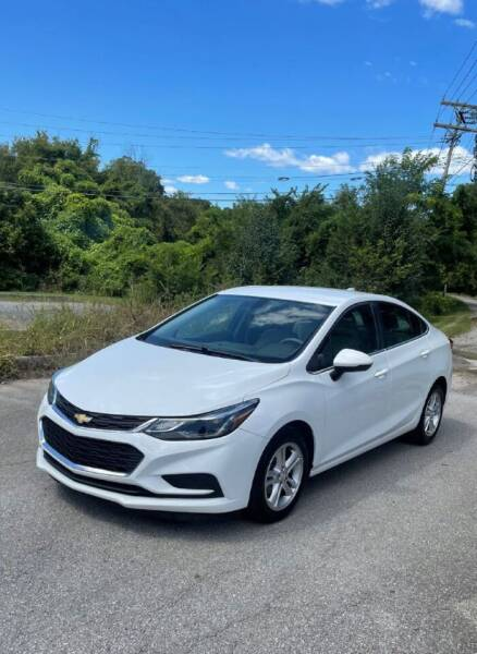2018 Chevrolet Cruze for sale at Dependable Motors in Lenoir City TN