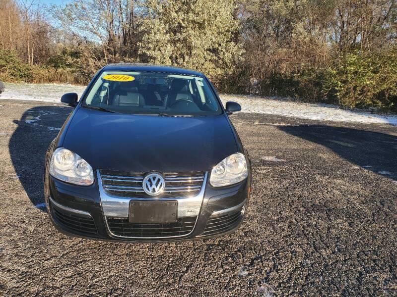 2010 Volkswagen Jetta for sale at Discount Auto World in Morris IL