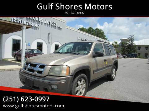 2004 Isuzu Ascender for sale at Gulf Shores Motors in Gulf Shores AL