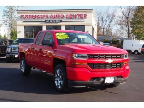 2017 Chevrolet Silverado 1500 for sale at DORMANS AUTO CENTER OF SEEKONK in Seekonk MA