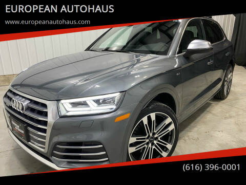 2018 Audi SQ5 for sale at EUROPEAN AUTOHAUS in Holland MI