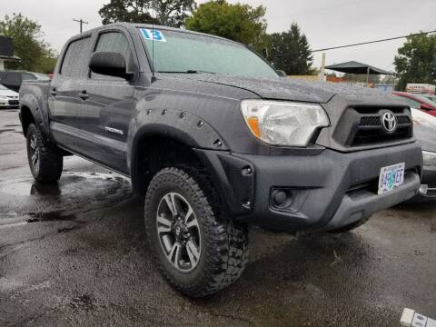 2013 Toyota Tacoma for sale at Universal Auto Sales in Salem OR