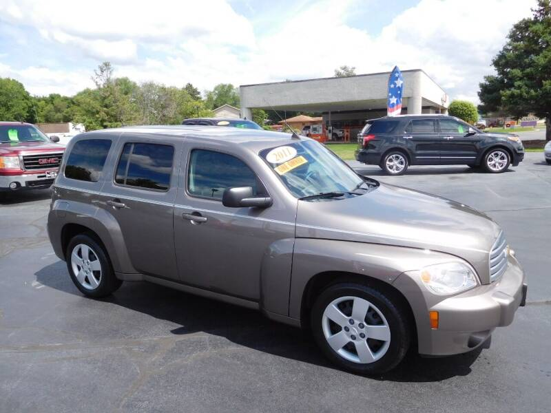 2011 Chevrolet HHR for sale at North State Motors in Belvidere IL