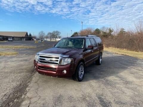 2011 Ford Expedition EL for sale at Caruzin Motors in Flint MI