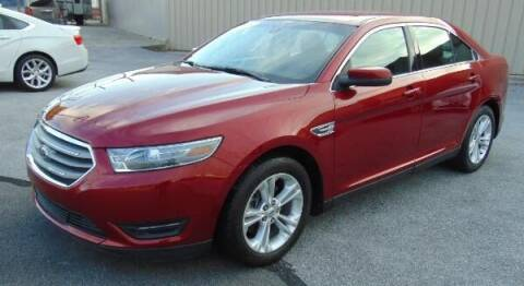 2015 Ford Taurus for sale at Kenny's Auto Wrecking - Kar Ville- Ready To Go in Lima OH