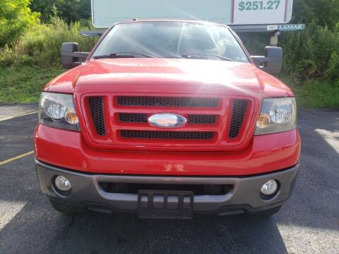 2007 Ford F-150 for sale at KANE AUTO SALES in Greensburg PA