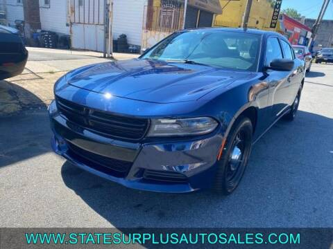 2016 Dodge Charger for sale at State Surplus Auto in Newark NJ