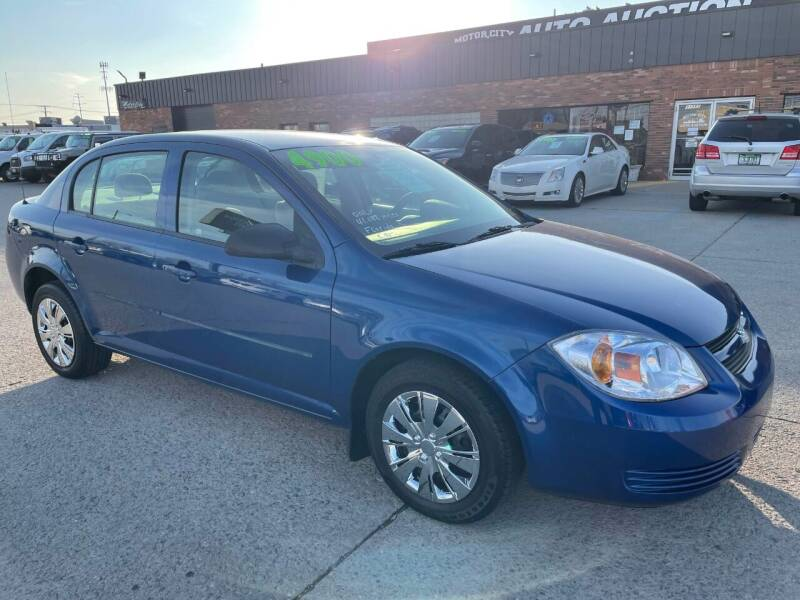 2005 Chevrolet Cobalt for sale at Motor City Auto Auction in Fraser MI