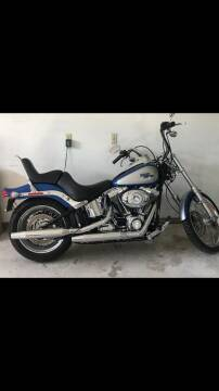 2009 Harley-Davidson softail for sale at Ogden Auto Sales LLC in Spencerport NY