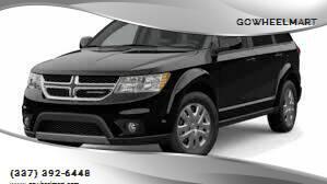2017 Dodge Journey for sale at GOWHEELMART in Leesville LA