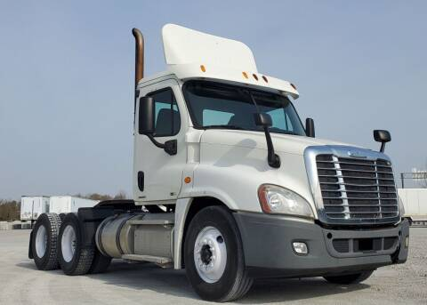 2011 Freightliner Cascadia for sale at A F SALES & SERVICE in Indianapolis IN