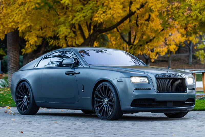 2015 Rolls-Royce Wraith for sale at Gold Rush Motorcars Inc in Fremont CA