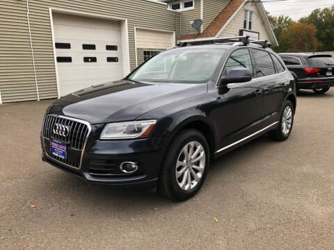 2014 Audi Q5 for sale at Prime Auto LLC in Bethany CT