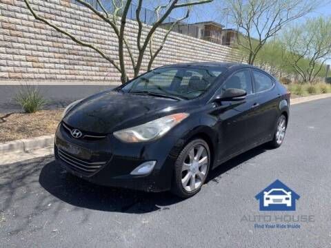 2011 Hyundai Elantra for sale at Curry's Cars Powered by Autohouse - Auto House Tempe in Tempe AZ