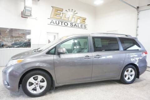2014 Toyota Sienna for sale at Elite Auto Sales in Ammon ID