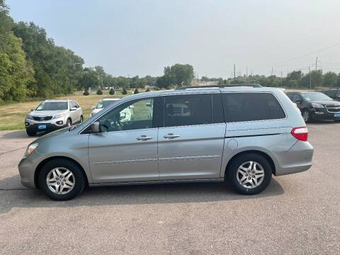 2006 Honda Odyssey for sale at Iowa Auto Sales, Inc in Sioux City IA