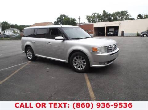 2009 Ford Flex for sale at Lee Motor Sales Inc. in Hartford CT