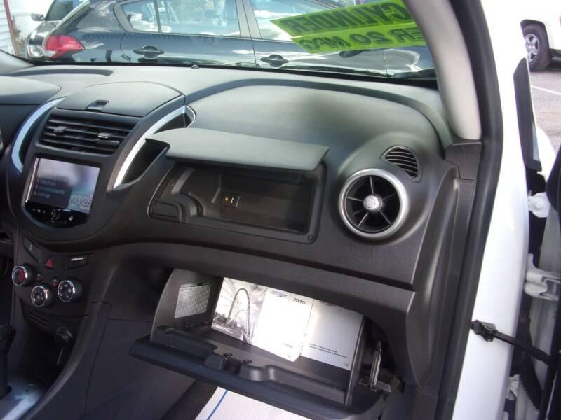 2015 Chevrolet Trax LS 4dr Crossover w/1FL - Lanham MD