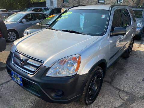 2005 Honda CR-V for sale at 5 Stars Auto Service and Sales in Chicago IL