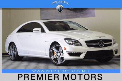 2014 Mercedes-Benz CLS for sale at Premier Motors in Hayward CA