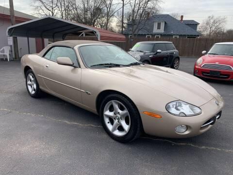 2001 Jaguar XK-Series for sale at Elliott Autos in Killeen TX