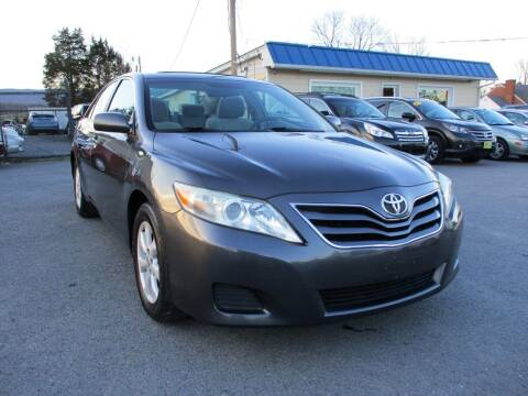 2010 Toyota Camry for sale at Supermax Autos in Strasburg VA