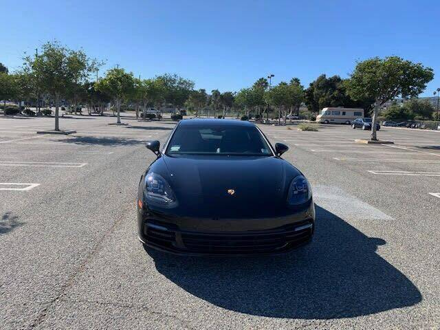2018 Porsche Panamera for sale at DL Auto Lux Inc. in Westminster CA