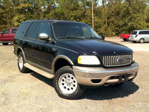 2002 Ford Expedition for sale at Let's Go Auto Of Columbia in West Columbia SC