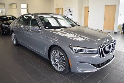 2021 BMW 7 Series for sale at BMW OF NEWPORT in Middletown RI
