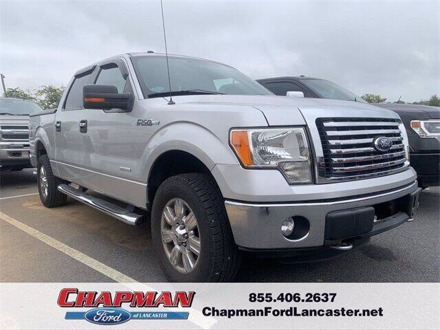 2011 Ford F-150 for sale at CHAPMAN FORD LANCASTER in East Petersburg PA