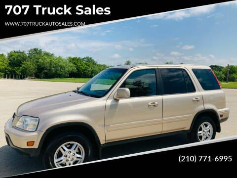 2000 Honda CR-V for sale at 707 Truck Sales in San Antonio TX