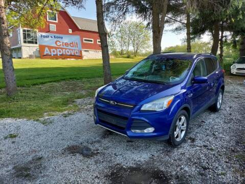 2014 Ford Escape for sale at Caulfields Family Auto Sales in Bath PA