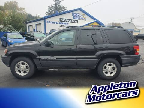 2003 Jeep Grand Cherokee for sale at Appleton Motorcars Sales & Service in Appleton WI
