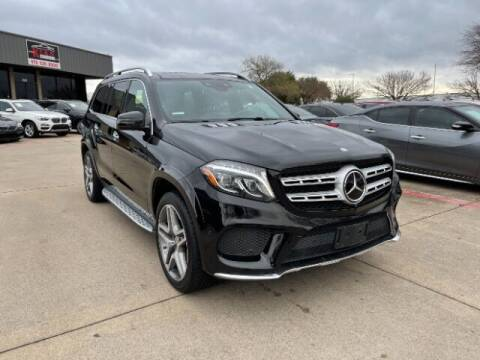 2017 Mercedes-Benz GLS for sale at KIAN MOTORS INC in Plano TX