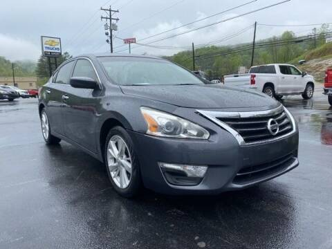 2013 Nissan Altima for sale at Tim Short Auto Mall 2 in Corbin KY