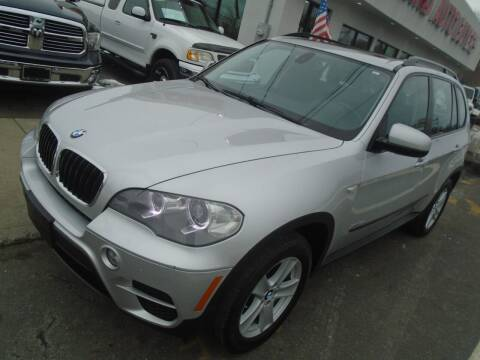 2013 BMW X5 for sale at Island Auto Buyers in West Babylon NY