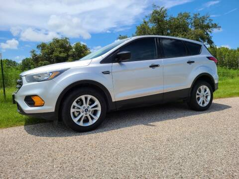 2019 Ford Escape for sale at Specialty Motors LLC in Land O Lakes FL
