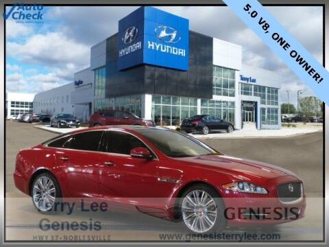 2015 Jaguar XJ for sale at Terry Lee Hyundai in Noblesville IN