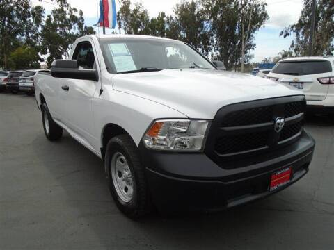 2016 RAM Ram Pickup 1500 for sale at Centre City Motors in Escondido CA