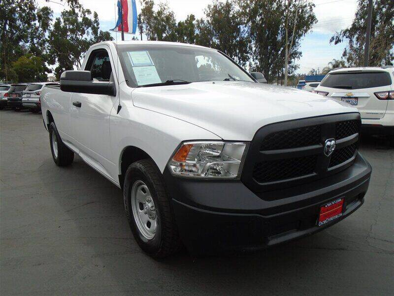 2016 RAM Ram Pickup 1500 for sale at Centre City Motors in Escondido CA