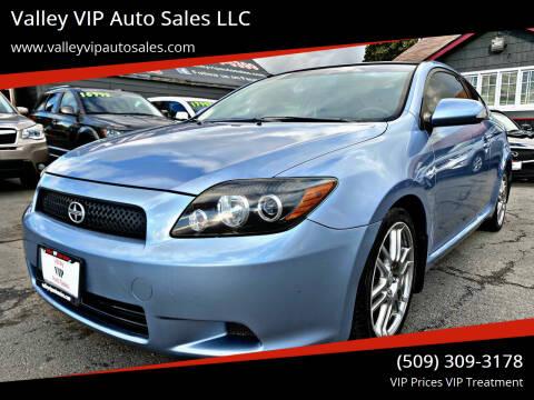 2008 Scion tC for sale at Valley VIP Auto Sales LLC in Spokane Valley WA
