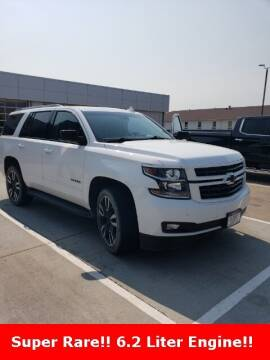 2019 Chevrolet Tahoe for sale at Midway Auto Outlet in Kearney NE