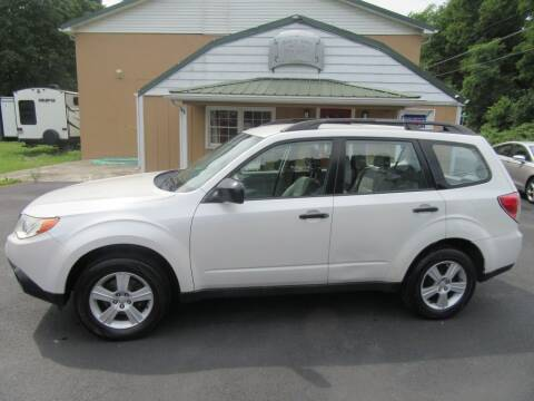 2010 Subaru Forester for sale at Honest Gabe Auto Sales in Carlisle PA