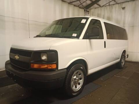 2012 Chevrolet Express Passenger for sale at Northwest Van Sales in Portland OR