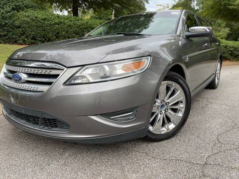2012 Ford Taurus for sale at Global Imports Auto Sales in Buford GA