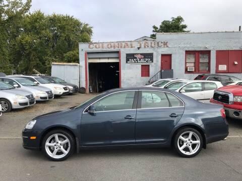 2010 Volkswagen Jetta for sale at Dan's Auto Sales and Repair LLC in East Hartford CT