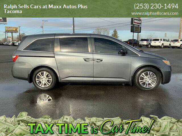 2011 Honda Odyssey for sale at Ralph Sells Cars at Maxx Autos Plus Tacoma in Tacoma WA